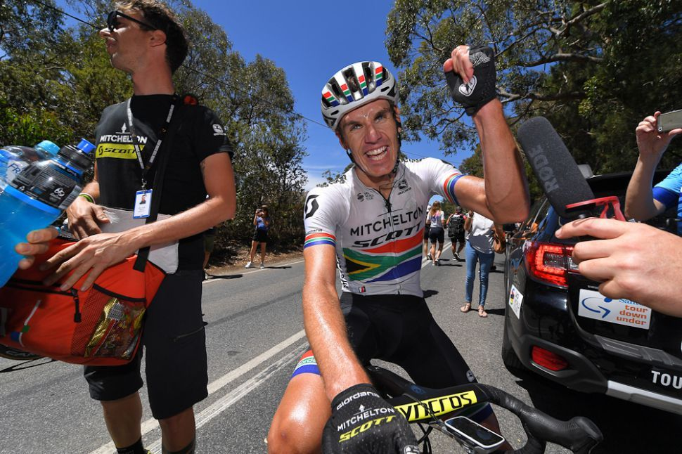 Tour Down Under: Impey takes aim at third-straight victory