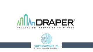 Draper at the 2021 PSNI Supersummit