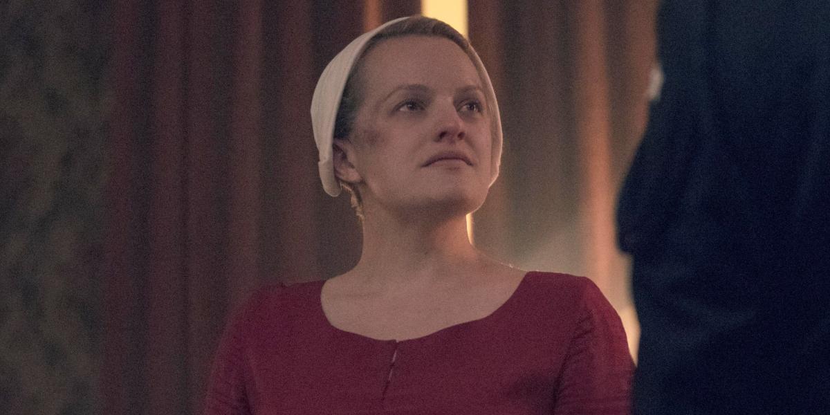 The Handmaid's Tale Elisabeth Moss June Osborne Offred Ofjoseph Hulu