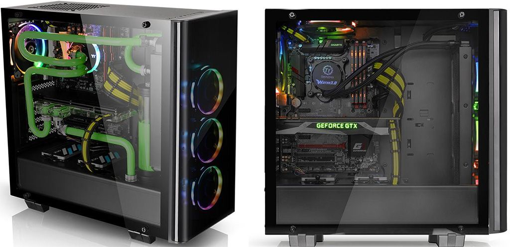 show off your build with thermaltake u0026 39 s new tempered glass