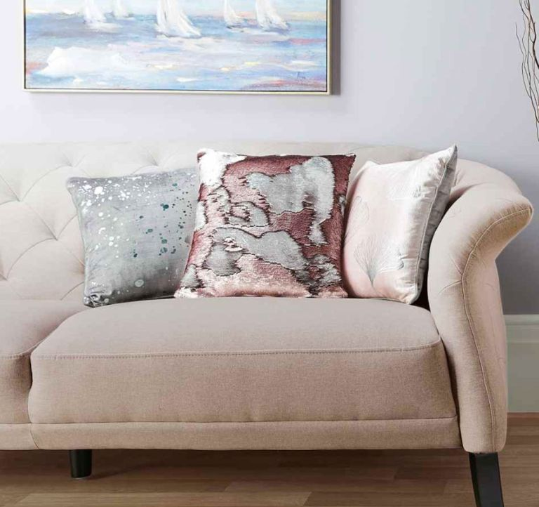 Aldi winter sale cushions
