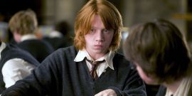 Harry Potter's Rupert Grint Reveals Hilarious Regret From His Time Working On The Franchise