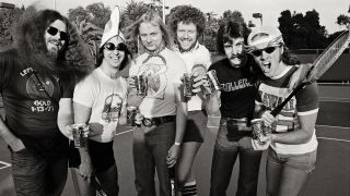 Photo of the band Kansas