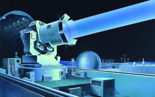 russia space lasers