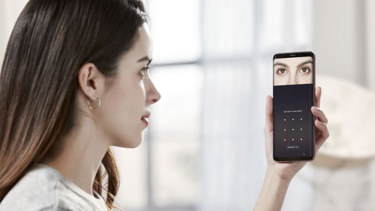 Samsung Galaxy S10 Face Recognition