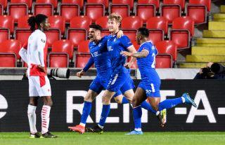 Slavia Prague v Rangers – UEFA Europa League – Round of Sixteen – First Leg – Eden Arena