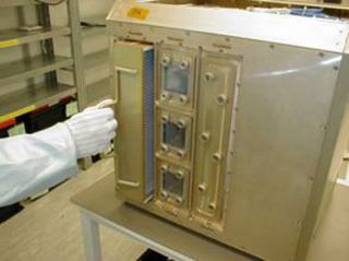 Mouse Hotel Opens on Space Station