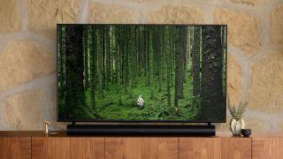 This Sky, Samsung TV and Sonos soundbar system makes for heavenly home cinema