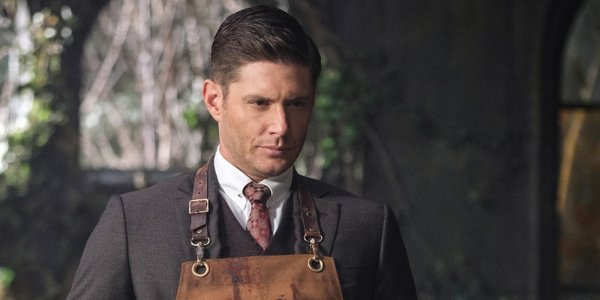 supernatural michael season 14