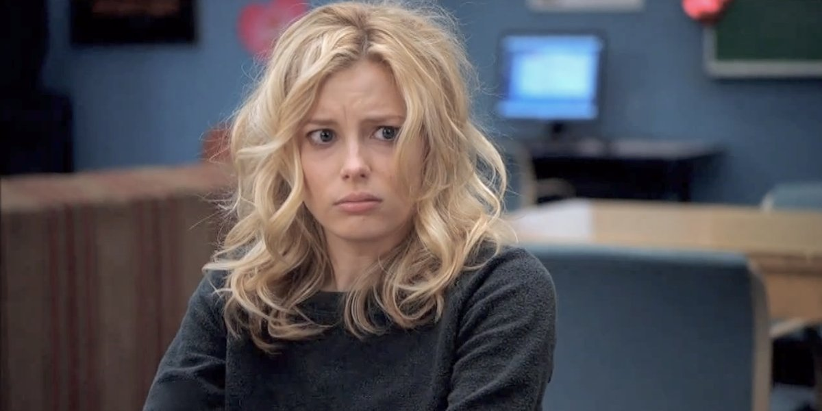 Gillian Jacobs in Community