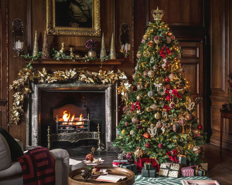 Christmas tree trends 2020 – top new looks and classic approaches