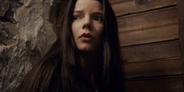 Glass' Anya Taylor-Joy Is Down To Come Back Again