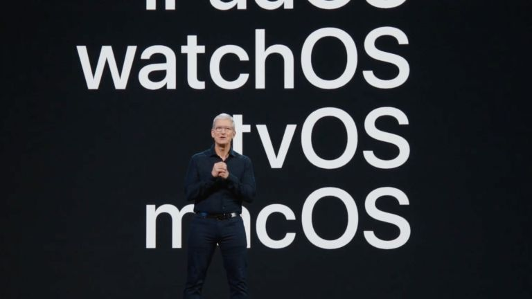 Apple live WWWDC