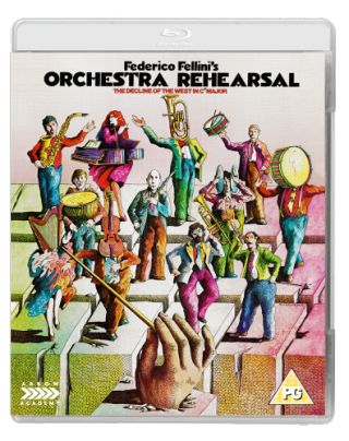 Orchestral Rehearsal (1978)