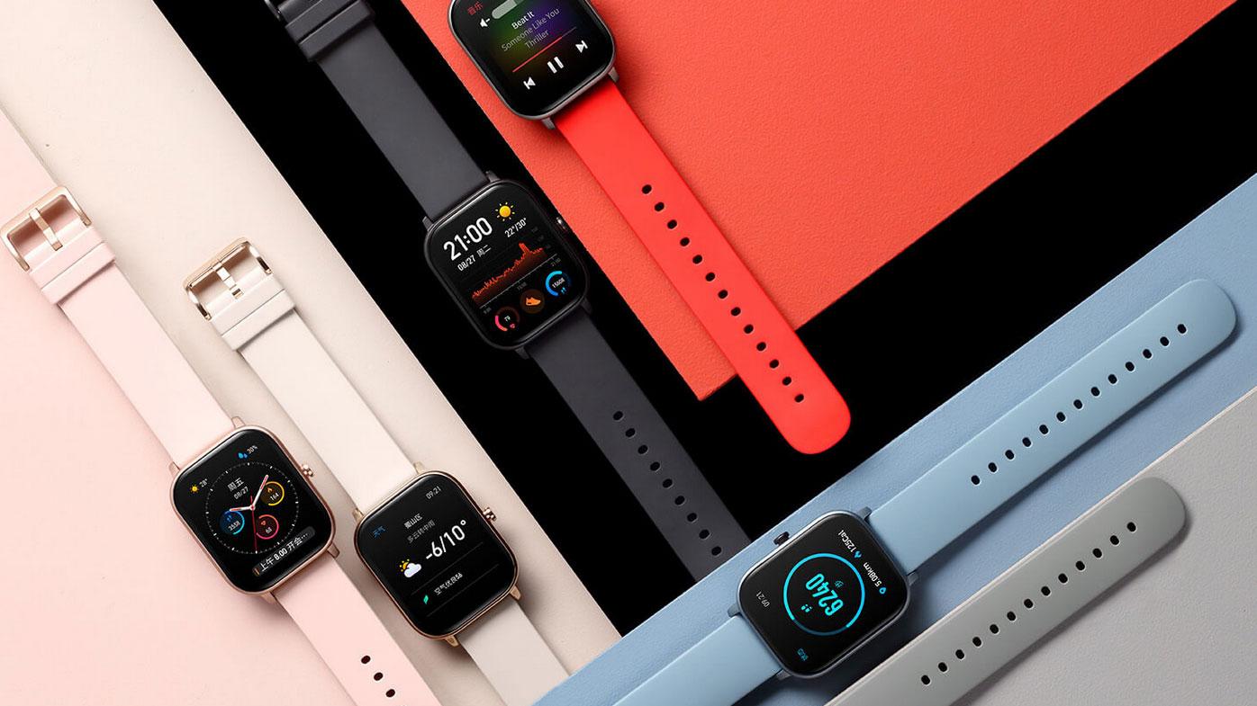 Amazfit GTS, SmartWatch Terbaru Saingan Apple Watch Resmi Dirilis