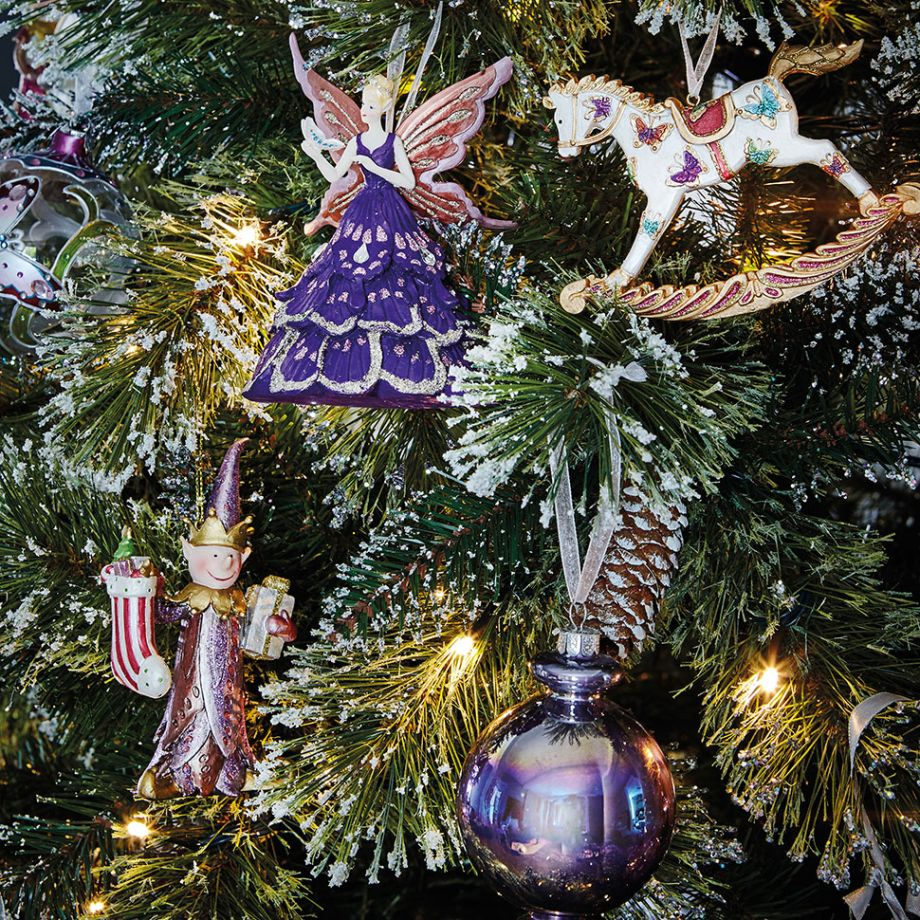 dobbies whimsical xmas tree decorations