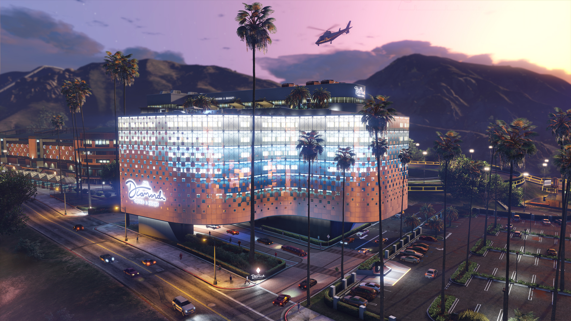The GTA Online casino is open right now and it's time to lose some