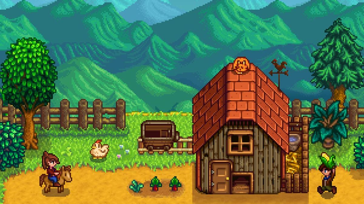 Stardew Valley creator is working on two new games