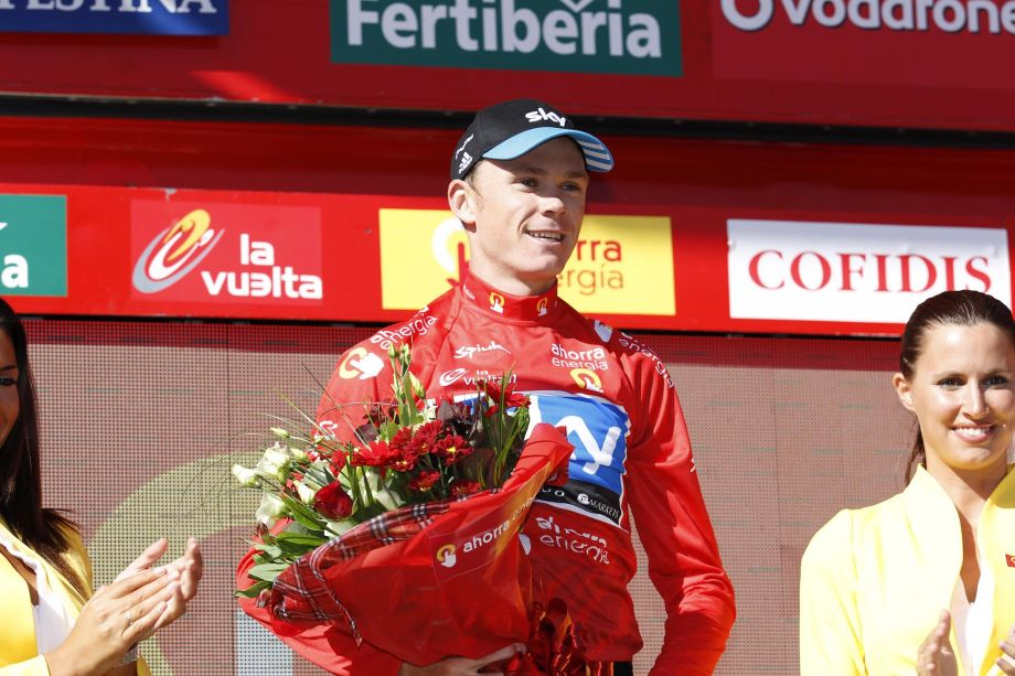 'It would have been so different had I won it back then': Chris Froome officially accepts 2011 Vuelta a España red jersey