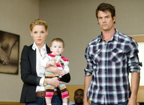 Life As We Know It - Katherine Heigl's Holly & Josh Duhamel's Messer are left holding the baby after their best friends make them guardians of their child.