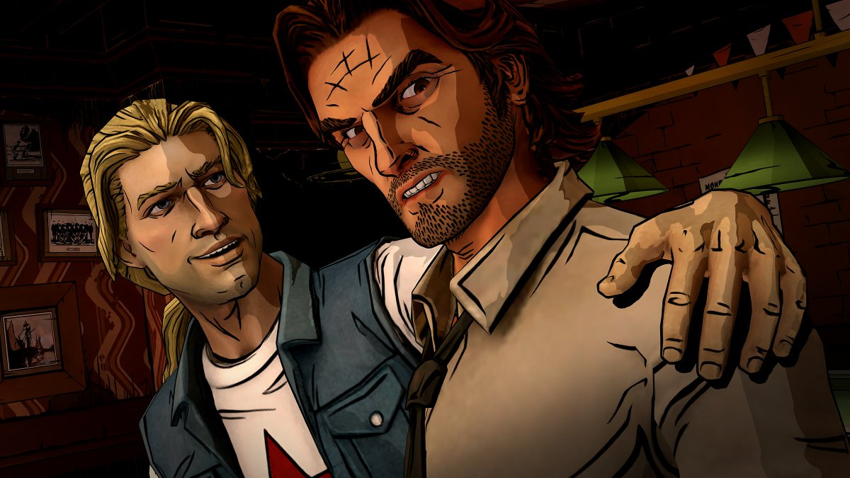 Wolf Among Us Episode 2 Releasing On PS3 And PC Today #30529