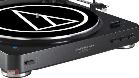 Audio-Technica LP60BT review