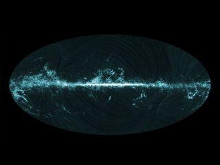 Planck All-Sky Image of Carbon Monoxide