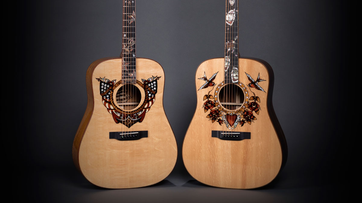 NAMM 2019: Martin reveals 9 Special and Limited Edition acoustic guitars