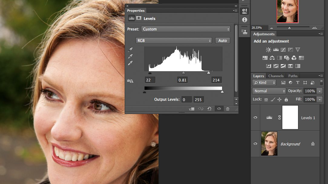6 essential Photoshop layers to improve your images
