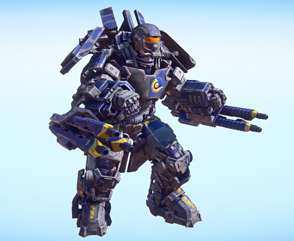 PlanetSide 2 MAX Suits Let You Become Iron Man #22140