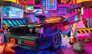 Art for Run the Jewels' No Save Point.