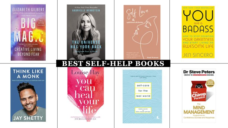 Our selection of the best self-help books