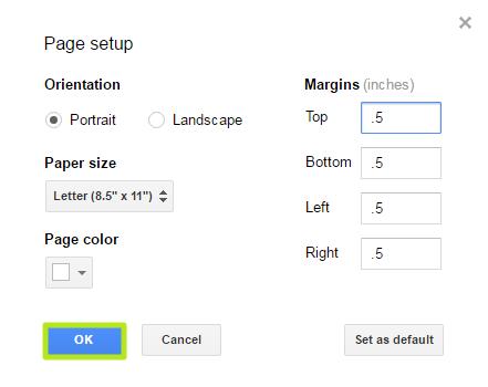 Lihat Cara Mengubah Margin Di Google Docs Terbaru