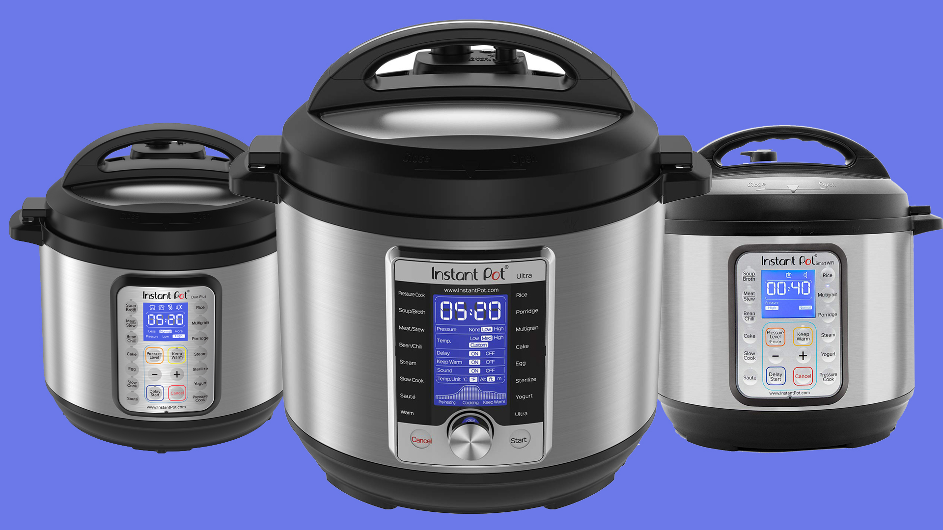 Best Instant Pot There S Duo Lux Duo Plus And More But Which Instant Pot Is Best T3