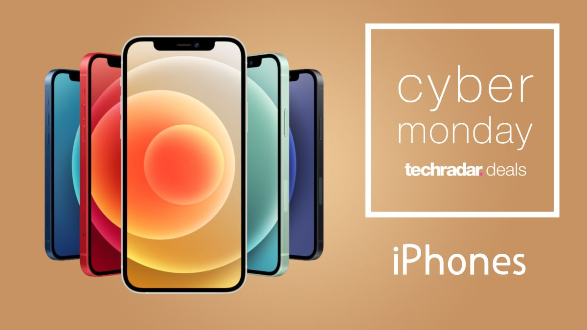 Cyber Monday Iphone Deals 2020 The Best Offers That Are Still Live Techradar