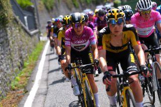 Marianne Vos (Jumbo-Visma) at the Giro d'Italia Donne