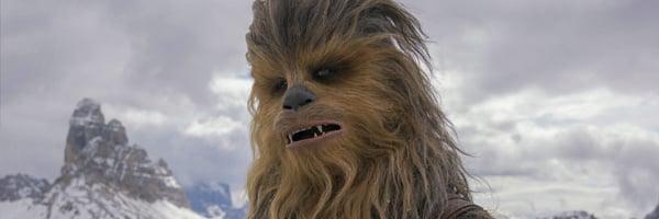 Star Wars Solo Chewbacca