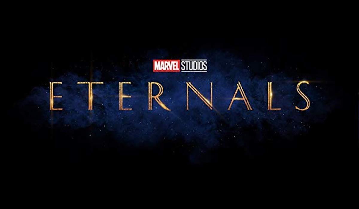 Eternals poster Marvel Studios