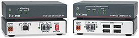 Extron Ships Fiber Optic USB Extender
