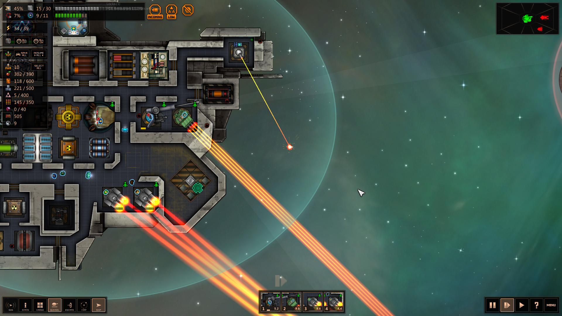 Shortest Trip to Earth is a dense, difficult FTL-like that takes time to truly enjoy