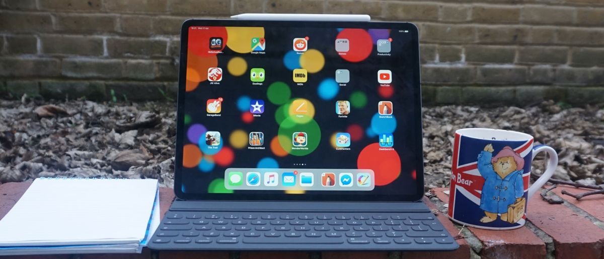 Smart Keyboard og Apple Pencil Test: iPad Air (2019