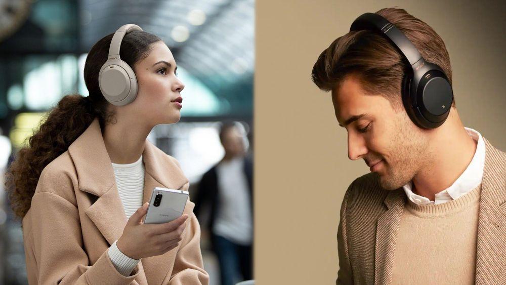Test: Sony WH 1000XM4 | TechRadar