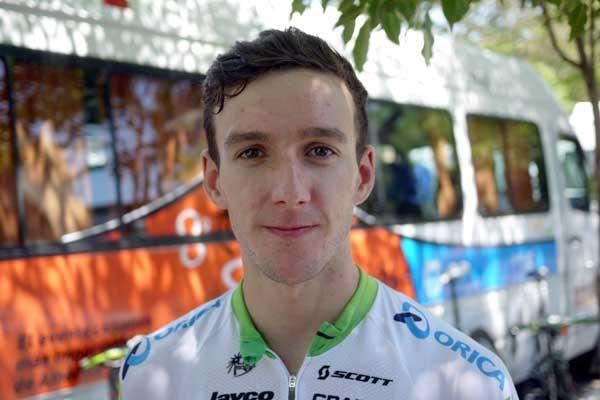 Adam Yates, Tour de San Luis 2014
