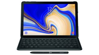 Samsung Galaxy Tab S4. Image credit: Samsung