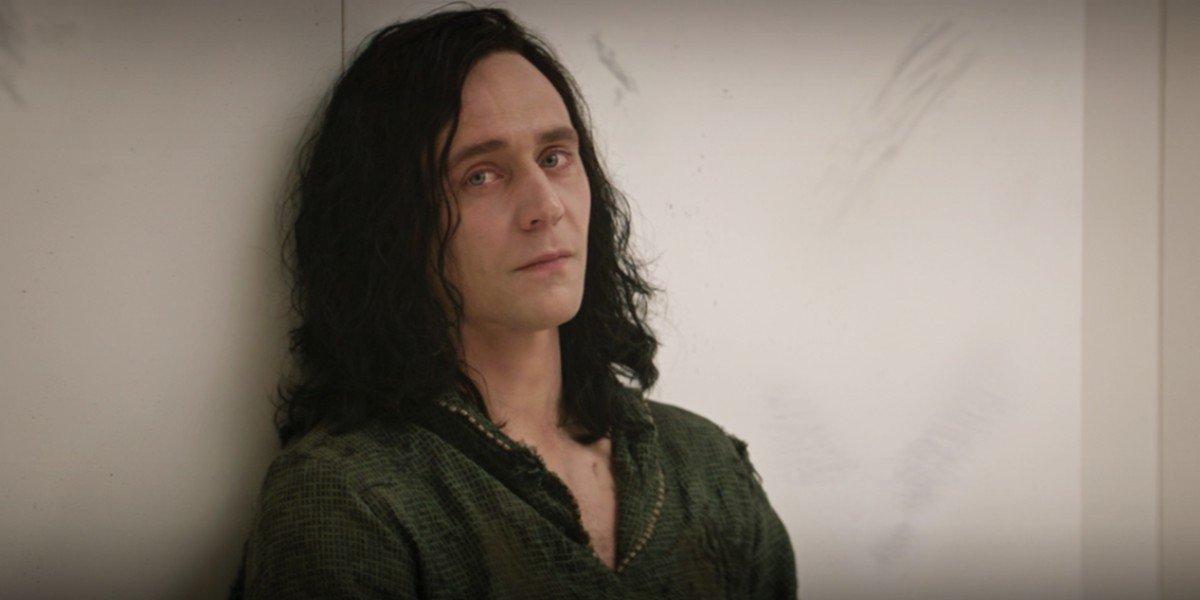 Tom Hiddleston in Loki Thor: The Dark World