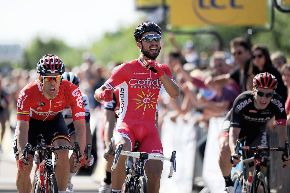 Thumbnail Credit (cyclingweekly.co.uk): Cofidis sprinter Nacer Bouhanni required four stitches after an altercation with three drunk hotel guests early on Sunday morning