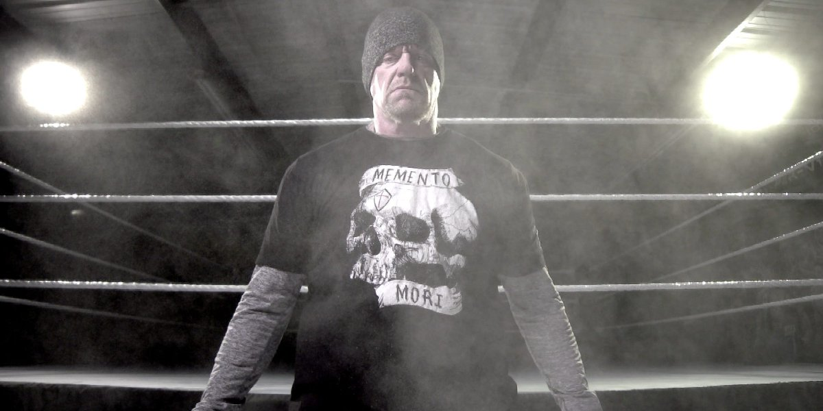 Mark Calaway in Undertaker: The Last Ride