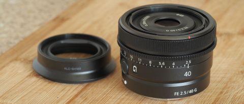 Sony FE 40mm F2.8 G