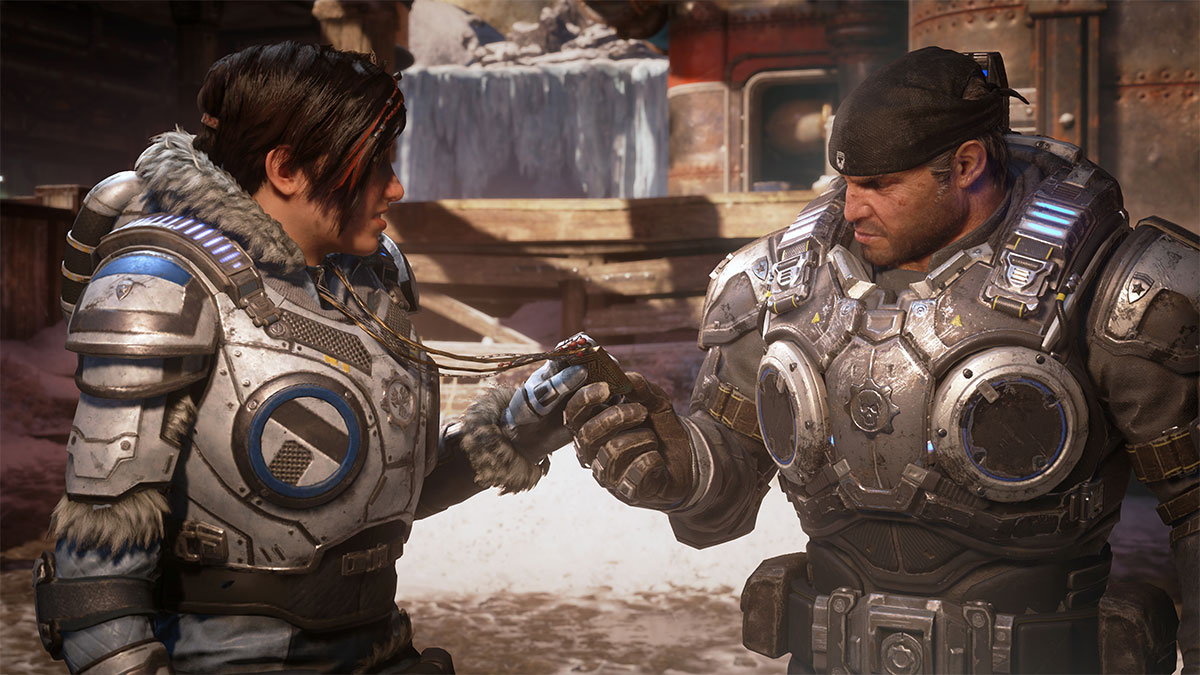 AMD's latest GPU driver gets your Radeon config ready for the Gears 5 beta | PC Gamer