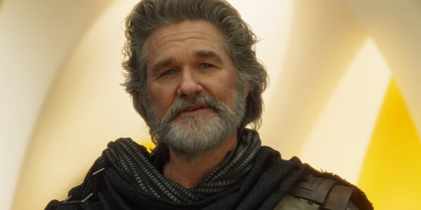 Kurt Russell is Ego in Guardians of the Galaxy Vol. 2